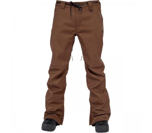 Pantaloni Snowboard Nitro Slim Chino Maro