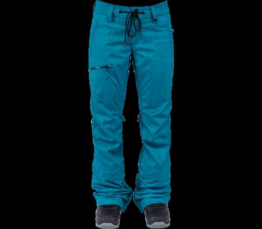Pantaloni Snowboard Nitro Tate Albastri