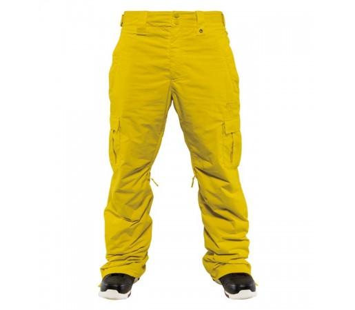 Pantaloni Snowboard Nitro Decline Galbeni