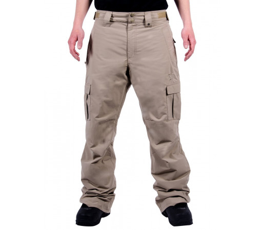 Pantaloni Snowboard Nitro Decline Khaki