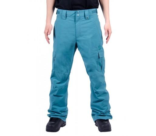 Pantaloni Snowboard Nitro Decline Albastru Storm
