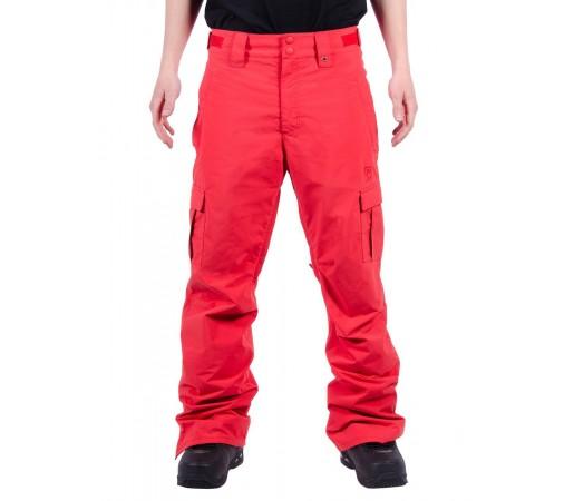 Pantaloni Snowboard Nitro Decline Rosii