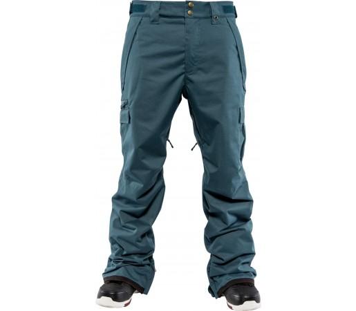Pantaloni Snowboard Nitro Skeena Gri/Albastru