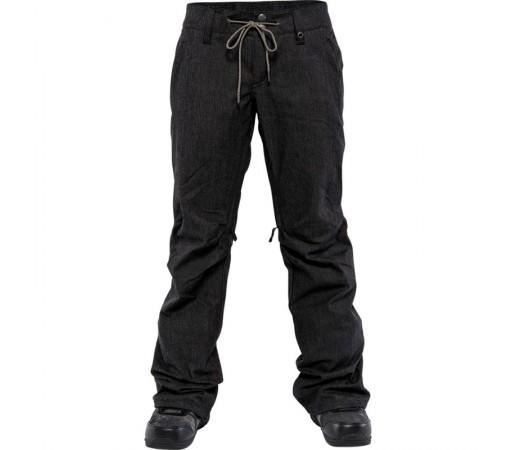 Pantaloni Snowboard Nitro Tate Negru Denim