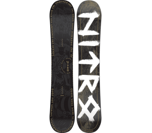 Placa Snowboard Nitro Viking On-Off 2016