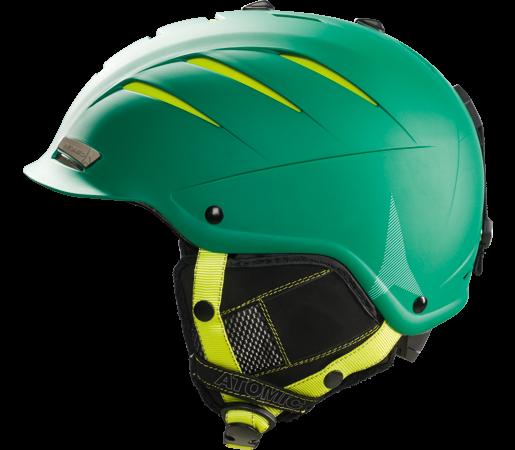 Casca Atomic Nomad LF Dark Green