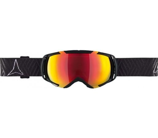 Ochelari de schi si snowboard Atomic Revel 2 M Negru/ Rosu