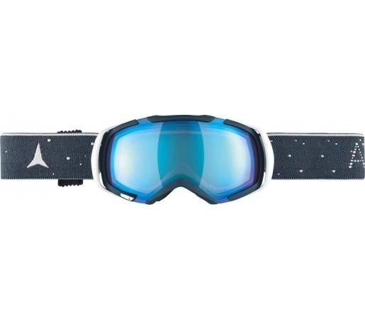 Ochelari de schi si snowboard Atomic Revel 2 S Albastru