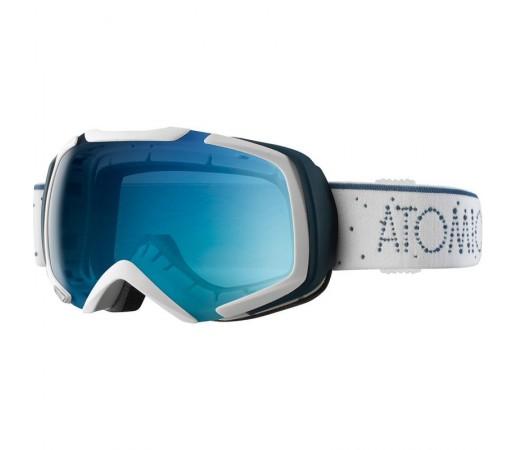 Ochelari Schi si Snowboard Atomic Revel S ML Albi/Albastri
