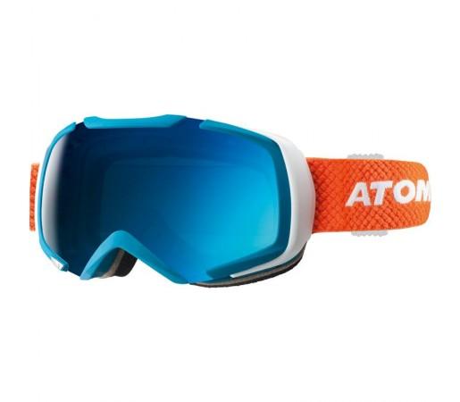 Ochelari Schi si Snowboard Atomic Revel S Racing Albastri