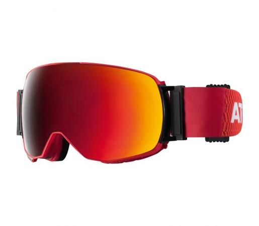Ochelari Schi si Snowboard Atomic Revent Q ML Rosii/Portocalii
