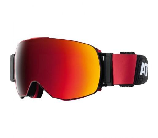 Ochelari Schi si Snowboard Atomic Revent Q ML Rosii/Negri