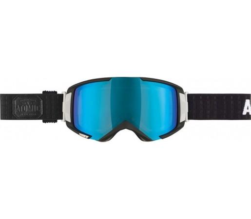 Ochelari de schi si snowboard Atomic Savor 2 OTG Negru/ Albastru