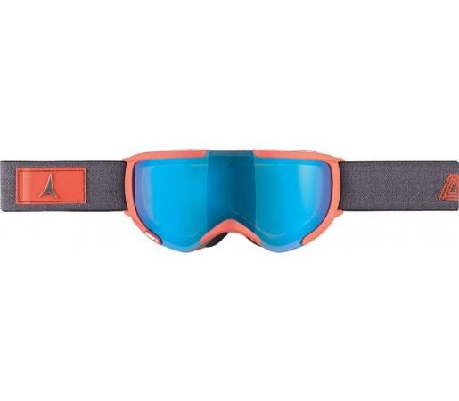 Ochelari de schi si snowboard Atomic Savor 2 S Portocaliu/ Albastru