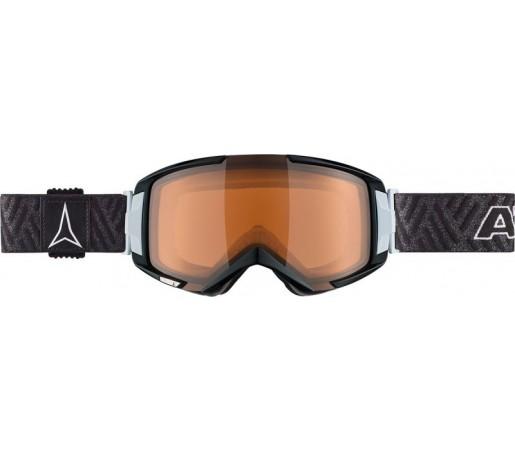 Ochelari de schi si snowboard Atomic Savor 3 M Negru/ Rosu