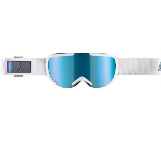 Ochelari de schi si snowboard Atomic Savor 3 S Alb/ Albastru