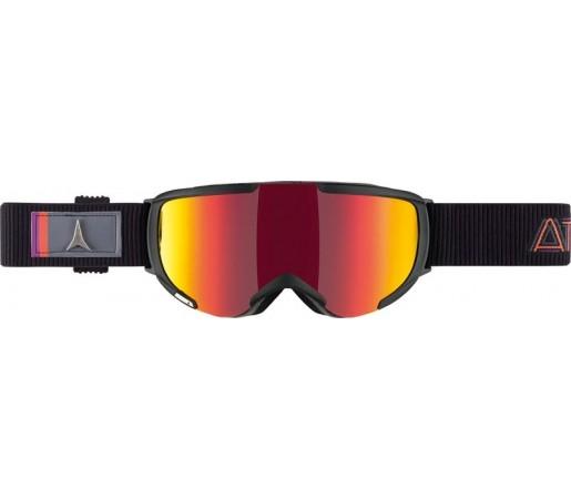 Ochelari de schi si snowboard Atomic Savor 3 S Negru/ Rosu