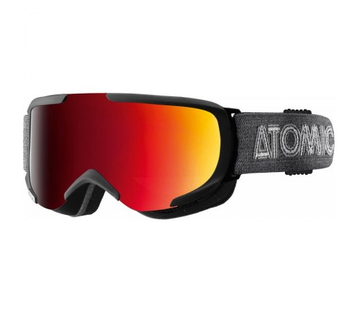 Ochelari Schi si Snowboard Atomic Savor S ML Negri/Rosii
