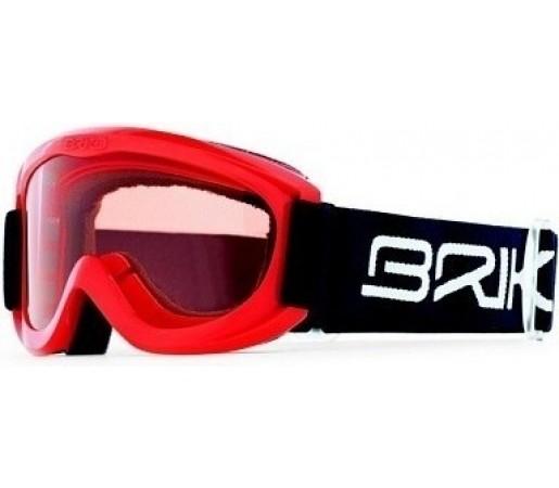 Ochelari Schi si Snowboard Briko Spunky Red