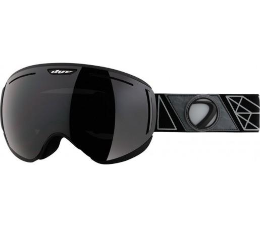 Ochelari Ski si Snowboard Dye CLK Sirmiq Black