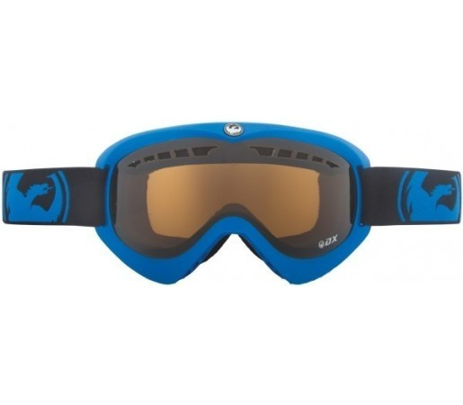 Ochelari Schi si Snowboard Dragon DX Albastri / Jet