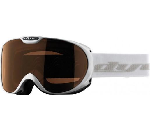 Ochelari Ski si Snowboard Dye D2S White