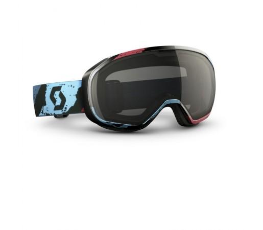 Ochelari schi si snowboard Scott Fix Albastru/Rosu