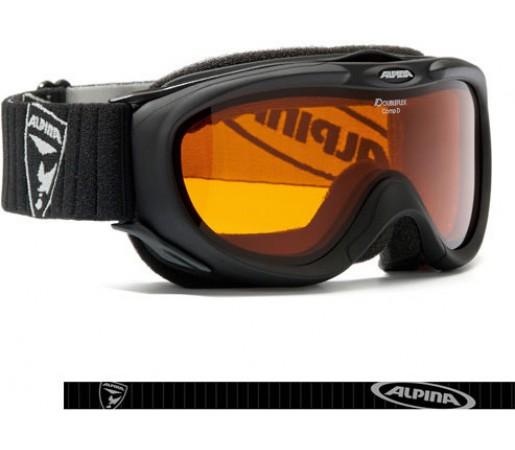 Ochelari de schi si snowboard Alpina Comp D Negri