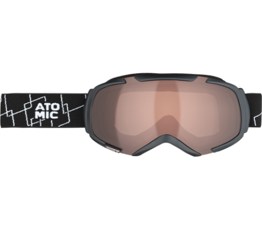 Ochelari Atomic REVEL S Black/Amber OS