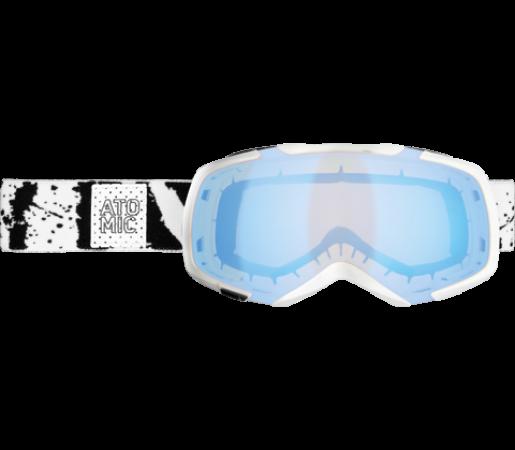 Ochelari Atomic REVEL² S White/Light Blue ML OS