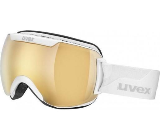 Ochelari de Ski si Sonwboard Uvex Downhill 2000 White- Grey