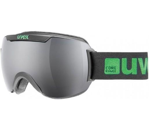 Ochelari Ski si Sonwboard Uvex Downhill 2000 Black/ Black Smoke