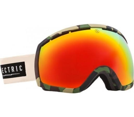 Ochelari Ski ELECTRIC EG2 Hemp Bronze/Red Chrome