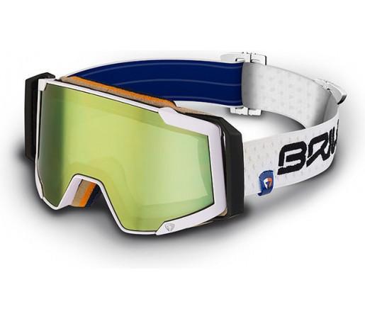 Ochelari Schi si Snowboard Briko Magmatica Matt White Ash/Matt Black