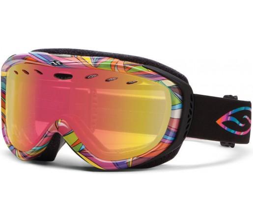 Ochelari Schi si Snowboard Smith Cadence Prankster/ Red Sensor