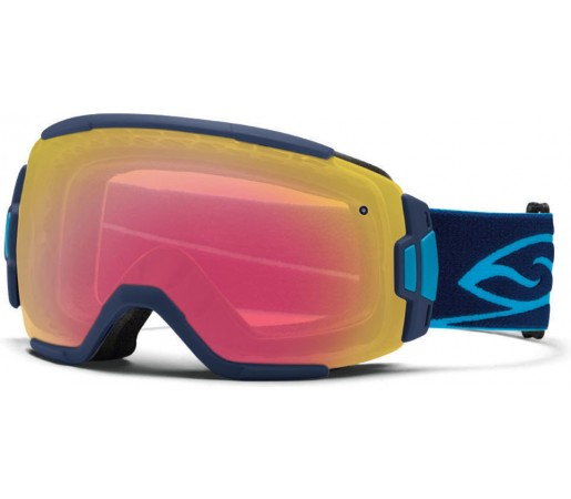 Ochelari Schi si Snowboard Smith VICE Navy/ Red Sensor
