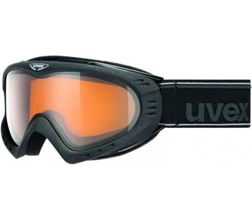 Ochelari Schi si Snowboard Uvex F2 Pola Black
