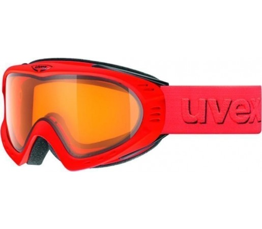 Ochelari Schi si Snowboard Uvex F2 Red