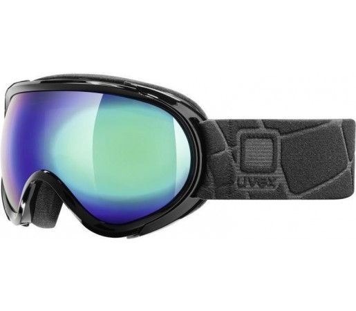 Ochelari Schi si Snowboard Uvex GGL 7 Pure Black