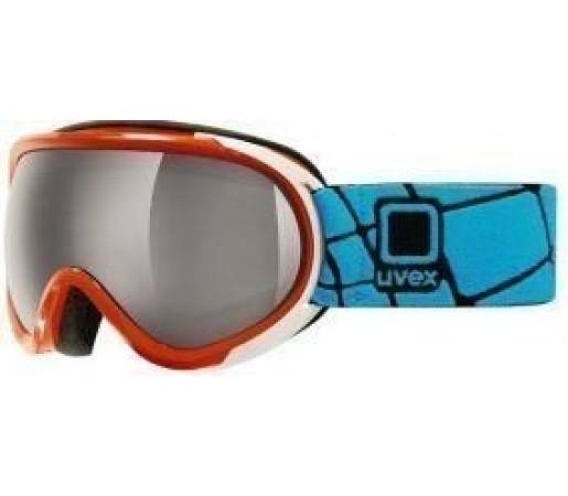 Ochelari Schi si Snowboard Uvex GGL 7 Pure Blue- Red