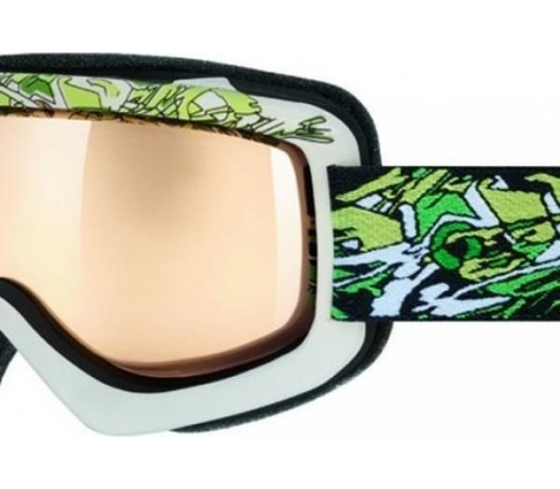 Ochelari Schi si Snowboard Uvex Sioux Cf White- Green