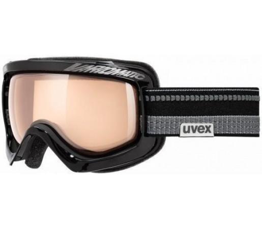 Ochelari Schi si Snowboard Uvex Sioux Super Pro Black