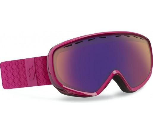 Ochelari Scott Dana Cerise pink solid/Purple chrome