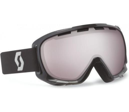 Ochelari Scott Fix Black Silver chrome