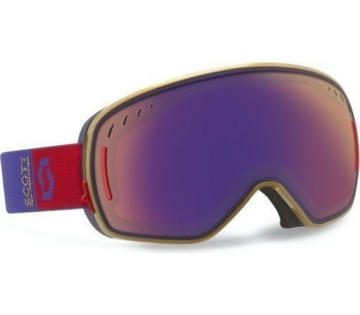 Ochelari Scott LCG RozG Purple/Red/Purple chrome
