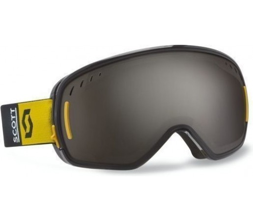 Ochelari Scott LCG Tom Wallisch Black/Yellow/Black chrome