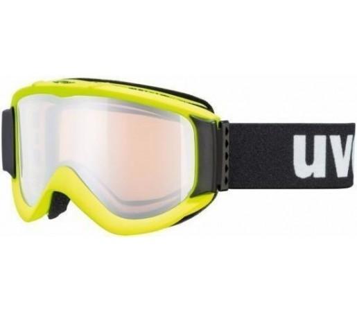Ochelari Shi si Snowboard Uvex FX Pro Yellow