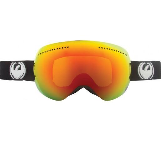 Ochelari Ski DRAGON APX Coal Red Ionized