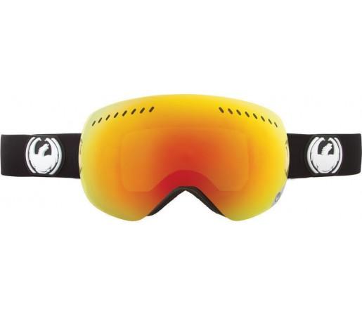 Ochelari Ski DRAGON APX Inverse  Red Ionized / Yellow-BlueIonized