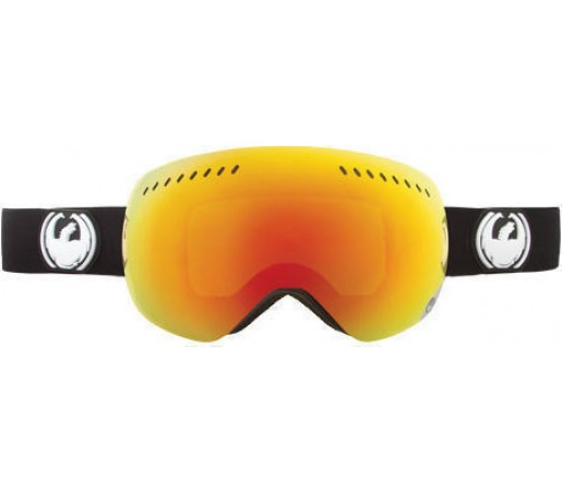 Ochelari Ski DRAGON APXS Inverse Red Ionized / Yellow-BlueIonized